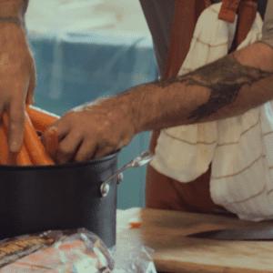 Arjuna carrots