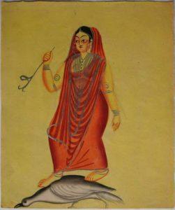Kalighat Brahmani