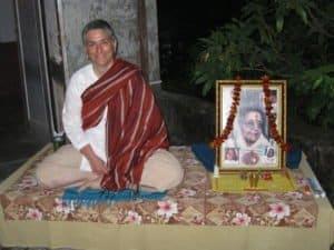 Me and Ma at Kalyanvan