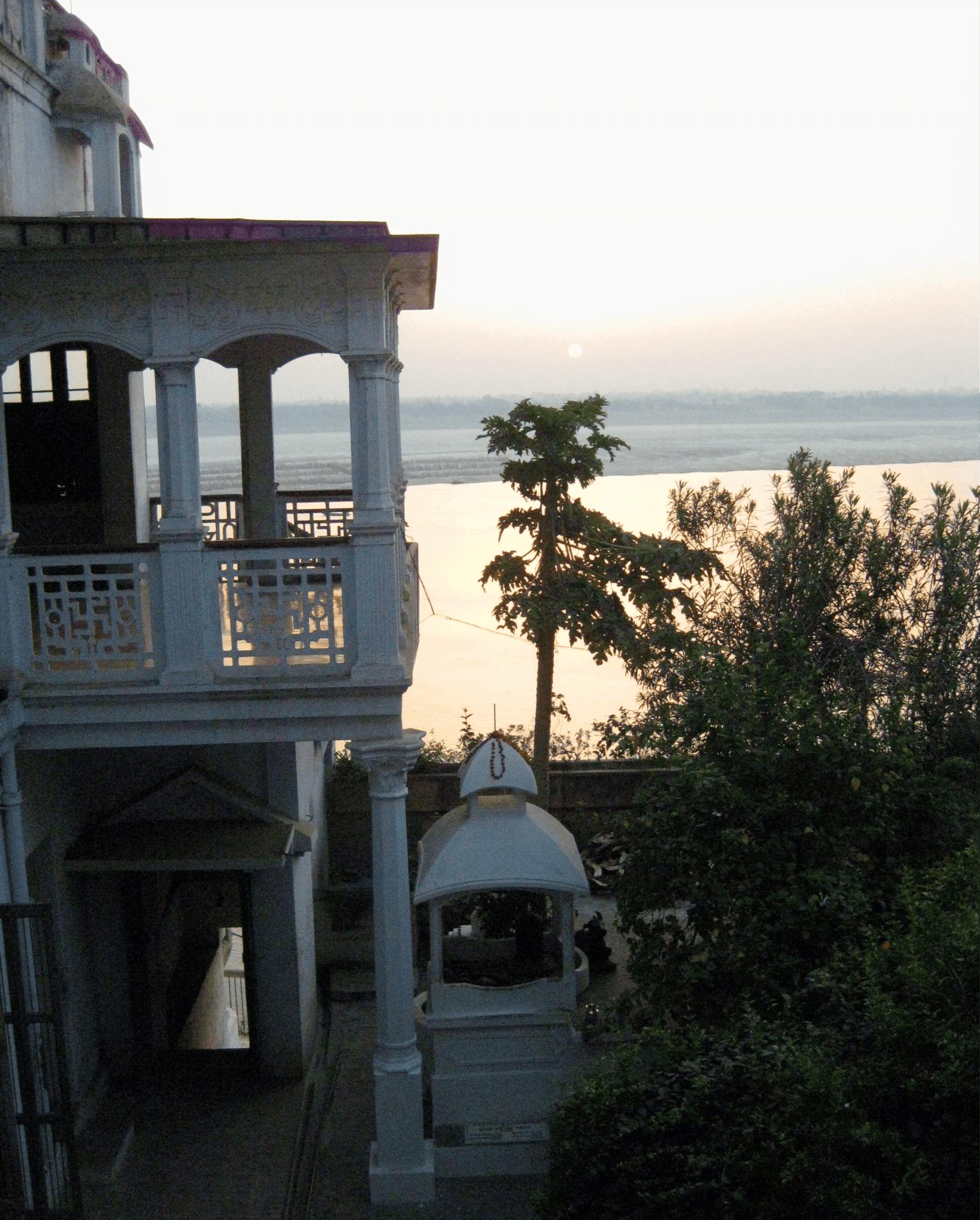 Varanasi ashram
