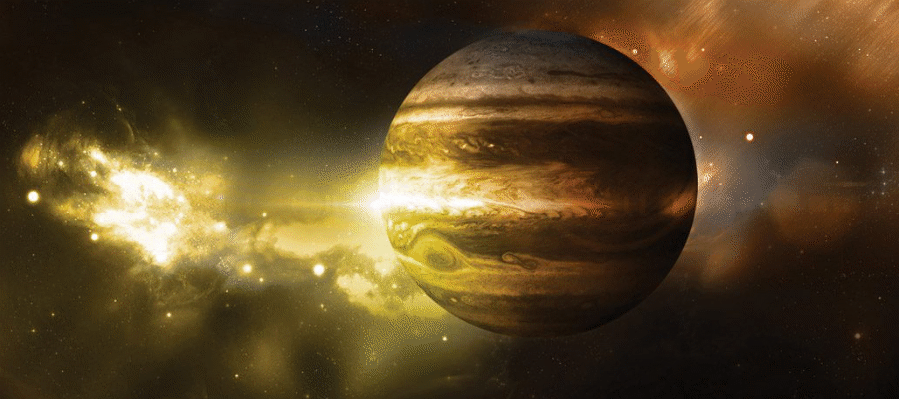 Jupiter Rahu
