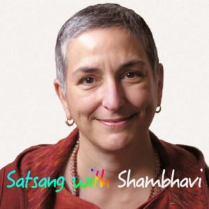 Satsang with Shambhavi