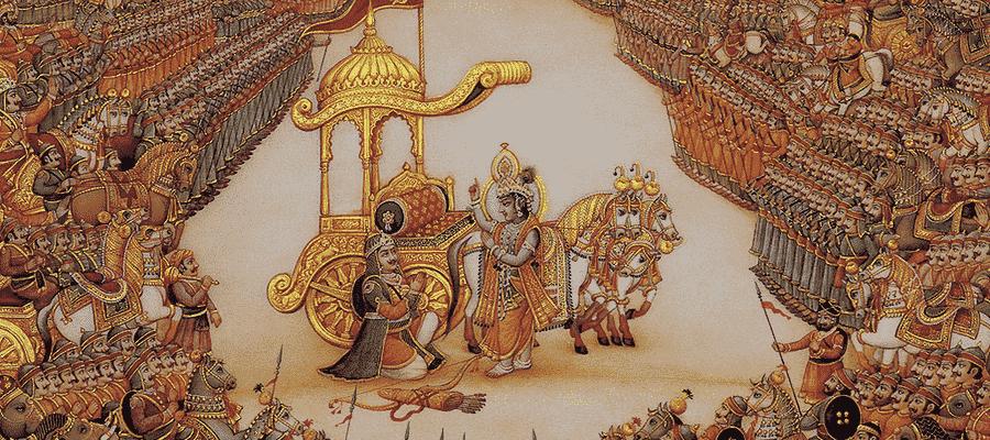 Mahabharata Current Events