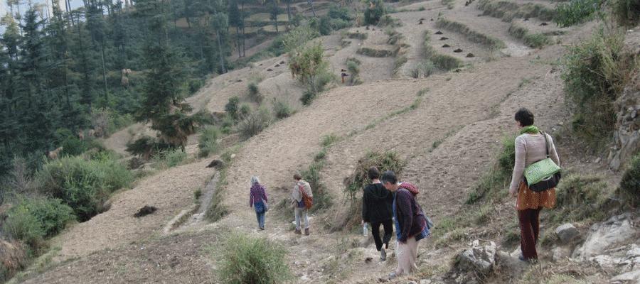 uttarkashi walk