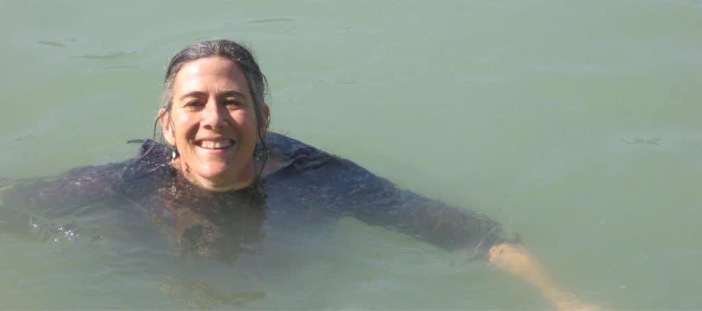 Matri in the Ganga