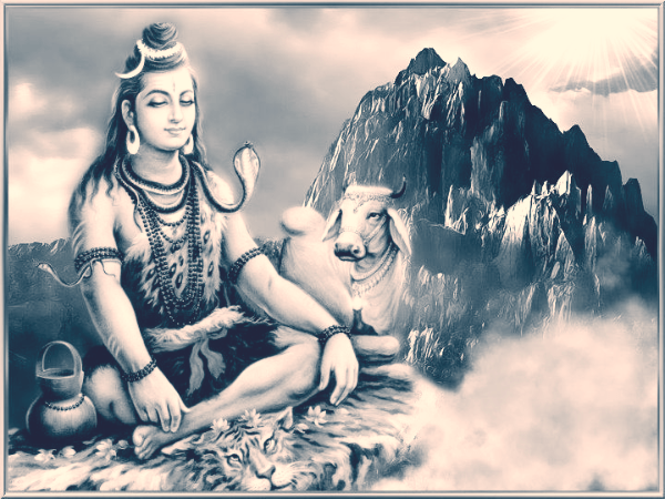 Himalayan Shiva