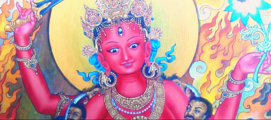 Fierce Devi