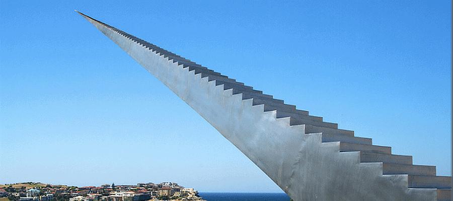 Titan Sky Stair