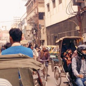 Varanasi Traffic