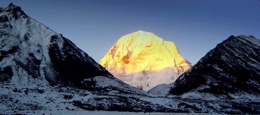 Golden Mt. Kailash