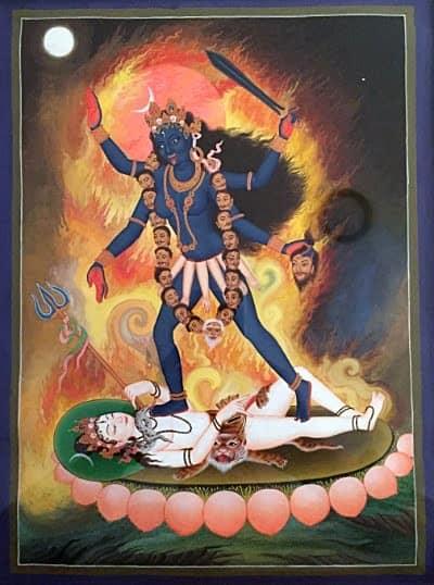 Kali by Madan Kiju