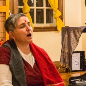 Shambhavi singing
