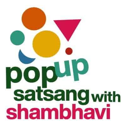 pop up satsang