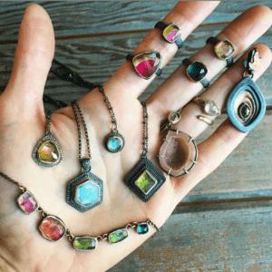 Susan's jewelry