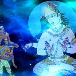 Shiva and Shishyas