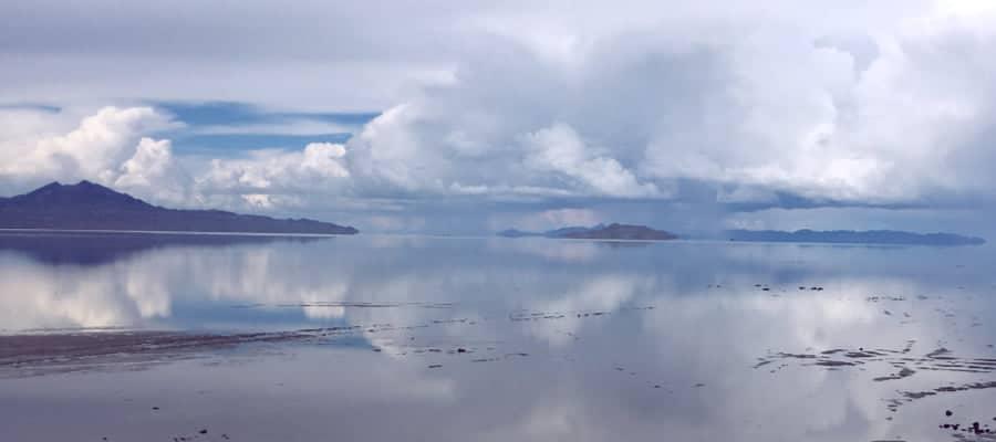 Water MIrroring Sky