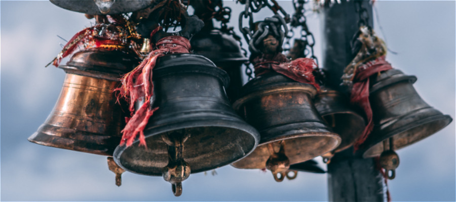 Bells in the Mountains